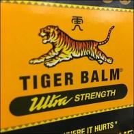 Tiger-Balm Ointment Countertop Merchandising