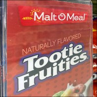 Tootie Fruities Divider Category Definition