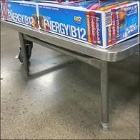 ZipFizz Cantilever Shelf Kickstands
