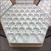 Jibbitz Fashion Charms Hexagonal Forms