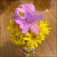 Do-It-Yourself Mother's Day Flowers Gift