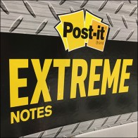 Post-It Extreme Note PowerWing