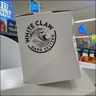 White-Claw Dimensional Surfer Hero Display