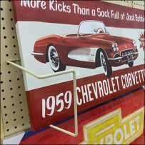 $3,875 Corvette Promotional Poster