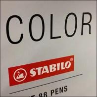 Stabilo Endcap Pen Choice Extravaganza