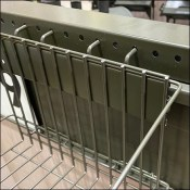 Lowes Cantilever Open-Wire Basket Details