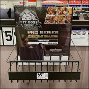 Lowes Cantilever Open-Wire Basket Naked