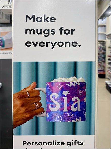 Cricut Make Mugs For Everyone Promotion