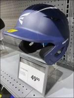 Easton On-Shelf Baseball Helmet Display