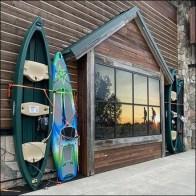 Field-&-Stream Kayak Entry Display