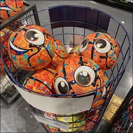 Franklin Splatter-Ball Open-Wire Circular Bulk Bin
