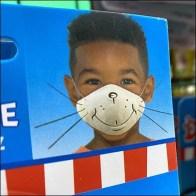 Dr. Seuss Face-Mask Grid-Hook Sales