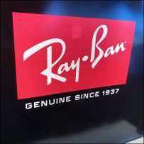 Ray-Ban Never Hide Lifestyle Poster