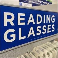 High-Capacity Reading Glasses Floor Rack