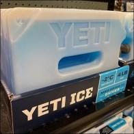 Yeti-Ice Endcap Merchandising Display