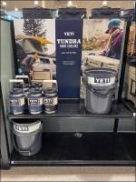 Yeti Tundra Hard-Sided Cooler Merchandising