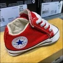 Converse Baby Sneaker Shelf-Edge LedgesConverse Baby Sneaker Shelf-Edge Ledges