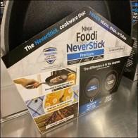 Ninja-Foodi Hexagon Frying Pan Packaging