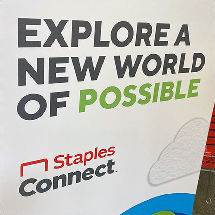 Staples-Connect Explore New Technology Promo