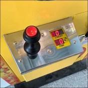 Coin-Operated Kiddie Graber Gantry