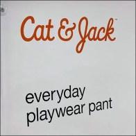 Cat-&-Jack Playwear Pants Mannequins