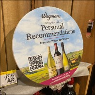 Personal Wine Recommendations App