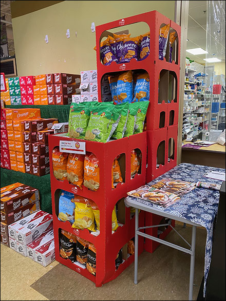 Weis Private Label Frito-Lay Snacks