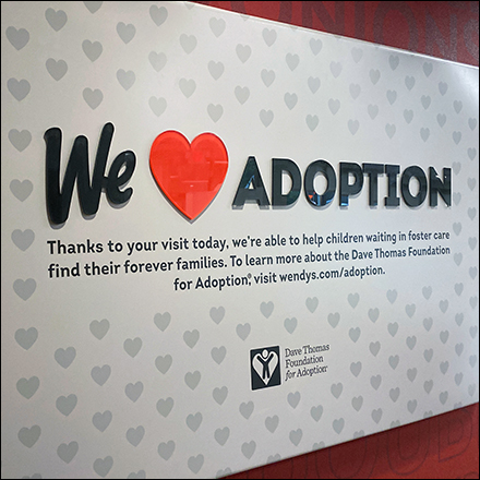 Wendy's Dave Thomas Adoption Foundation