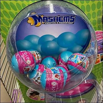 Mashems Acrylic Bulk BIn Spheres