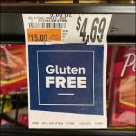 Bridgford Pepperoni Gluten-Free Bib-Tag
