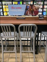Summer Happy-Place Casual Retail Dining
