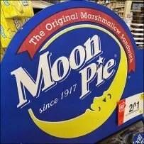 Reach-For-The-Sky Moon Pie Display