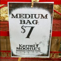 Kettle-Corn Hang-Tag Pricing