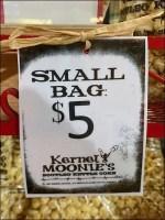 Moonies Kettle-Corn Hang-Tag Pricing