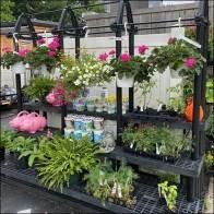 Floral Bench Rack Display Revisited