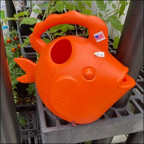 Goldfish Sprinkling Cans Made-in-USA