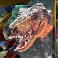 Private-Label Dinosaur 6-Pack Merchandising