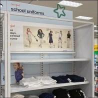 Cat-&-Jack Back-To-School School Uniforms