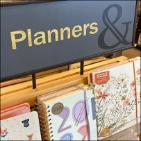 Planners Journals And More Rack