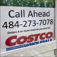 Costco Game-Day Pizza Pre-Order Tip