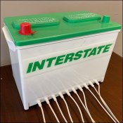 Firestone Interstate Battery iDevice Charger