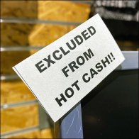 Hot Topic Hot Cash Sale Exclusion Note