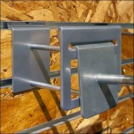 Hot Topic Slatwall Mirror Extension Mount