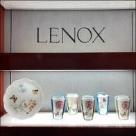 Macy's Lenox Tablesettings Wall Display Square3