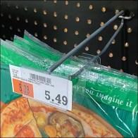 Boboli Hooked Vertical Pizza Crust Display