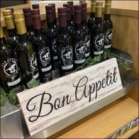 Market 32 Bon Appetit Balsamic Vinegar Display