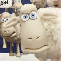 Seta-Count-Sheep Mascots and Tagline