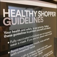 Crossings-Outlets Healthy Shopper Guidelines
