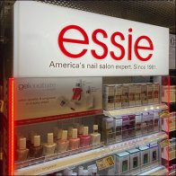 Edge-Lit Essie Nail Salon Display