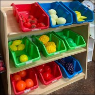 Children's Produce Department Bulk-Bins